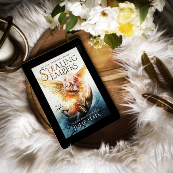 Stealing Embers Review - Stealing Embers Book Review